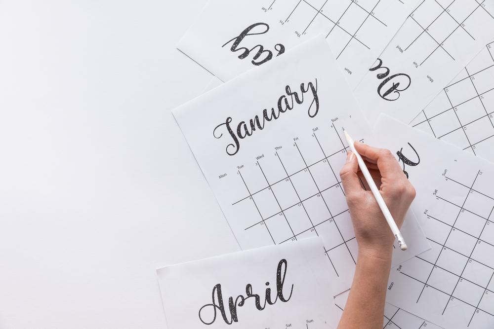 Начните с планирования — так будет проще определить временные рамки, когда вы будете готовы снова выйти на работу / Depositphotos