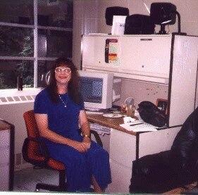 Первый день на работе как Мэри Энн Источник: https://www.nokia.com/about-us/careers/life-at-nokia/employee-blogs/the-story-of-mary-ann-horton/