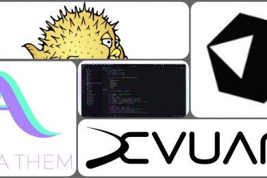 Главные релизы недели: новый язык программирования, пакет темных тем для разработчиков и Debian без systemd