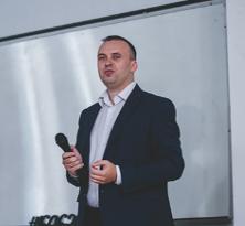 Front-end Developer в SPD-Ukraine Максим Козлов